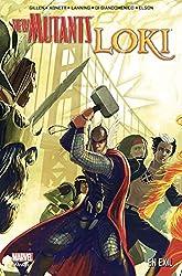 New Mutants & Loki - En exil de Kieron Gillen
