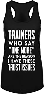 WINGZOO Workout Tank Tops for Women-Womens Funny Saying Fitness Gym Racerback Sleeveless Shirts