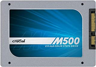"(OLD MODEL) Crucial M500 480GB SATA 2.5"" 7mm (with 9.5mm adapter) Internal Solid State Drive - CT480M500SSD1 (B00BQ8RHJ2) 