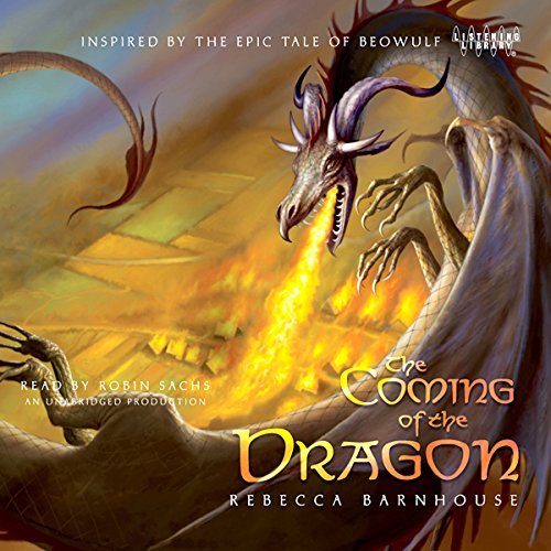 The Coming of the Dragon audiobook cover art