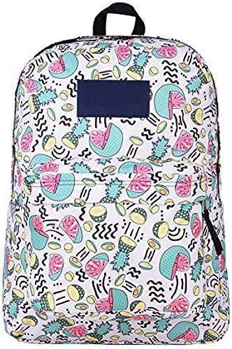 LZH Rucksack, Mode Moda Mode Student Computer Sports Reiserucksack Größe  33  21  42cm