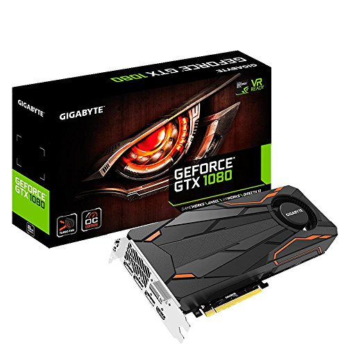 Gigabyte GTX 1080 Turbo OC 8G GeForce GTX 1080 8GB GDDR5X