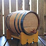 Sofia's Findings 20-Liter American White Oak Aging Barrel | Age Your own Tequila, Whiskey, Rum, Bourbon, Wine - 20 Liter or 5.3 Gallons