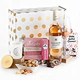 Rosé & Candle Hamper - Wine Gift Hamper - Perfect Gift Hamper For Her