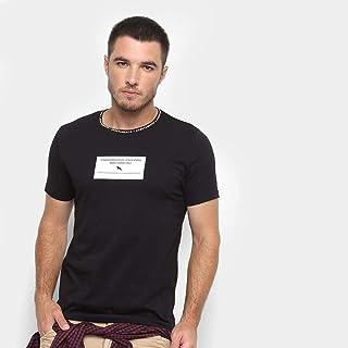 7d14ac7aa4 Moda - Preto - Camisetas e Blusas   Roupas na Amazon.com.br