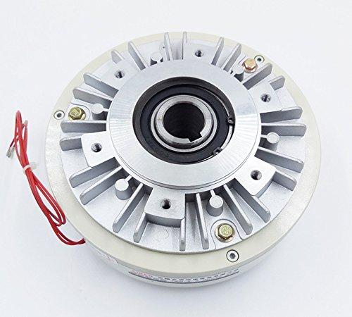 Huanyu Embrayage de frein à poudre magnétique à arbre creux pour presse à imprimer, machines d'emballage, 1500 tr/min (PKB-0.6)