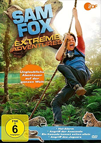 Sam Fox - Extreme Adventures - DVD 1: Hai-Alarm