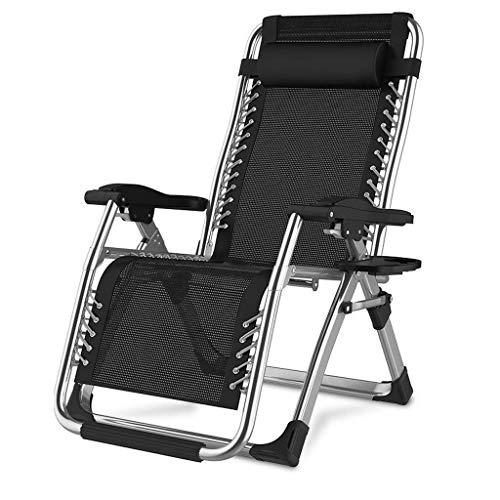 FVGBHN Tumbona cómoda para patio, tumbona, tumbona, tumbona, tumbona, sillas reclinables, ajustables, tela Teslin, transpirable, peso de rodamiento de 200 kg para exteriores
