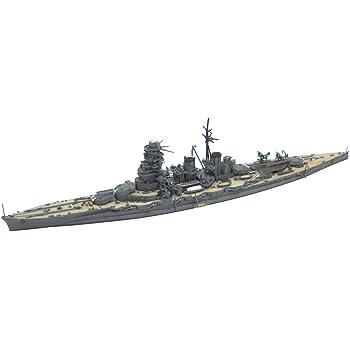 フジミ模型 1/700 特シリーズ No.37 日本海軍戦艦 比叡 プラモデル 特37