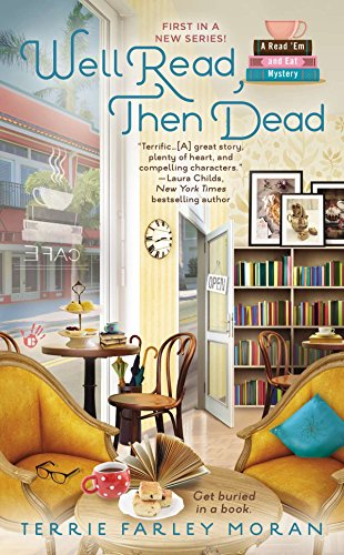 Well Read, Then Dead (Read Em and Eat Mystery, Band 1)