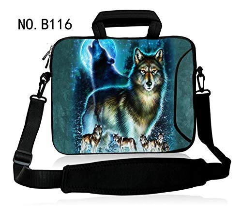 Yinghao Fasion Laptop Bag 13 3 15 6 17 3 inch Notebook Bag Laptop Aktetas Messenger Schoudertas Laptop Rugzak Mannen Vrouwen Tas 15-inch Cowboy Bruin