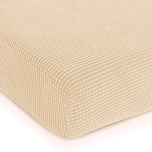 JTWEB - Funda elástica para sofá de 1/2/3 plazas, Universal, Muy Suave