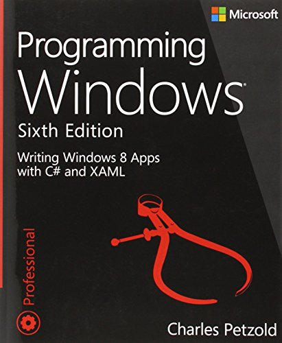 Programming Windows: Writing Windows 8 Apps With C# and XAML (Developer Reference (Paperback))