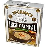 McCann's Irish Oatmeal, Quick Cooking, Rolled Oats, 16 oz (454 g)