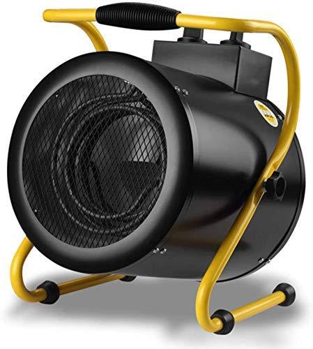 BGH 3000W Calentador de Patio al Aire Libre, Multi-Velocidad de Ajuste de Escritorio del Calentador, IPX4 Impermeable, Cubierta de 20-30 Metros Cuadrados de Superficie,