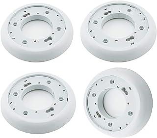 Bonlux paquetes estándar GX53 lámpara soporte con 20 cm cable de línea de conexión GX53 lámpara Base Socket para GX53 bombilla