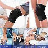 Zoom IMG-2 anoopsyche tutore ginocchio con stabilizzatori