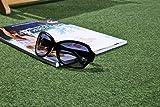 Kunstrasen Field, Rasenteppich mit Drainage-Noppen, Festmaß 100 x 200 cm, grün. Weitere Farben und Größen verfügbar - 2