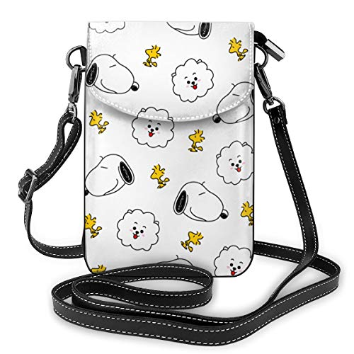 Sno-Opy Crossbody Cell Phone Purse Handbag Small...