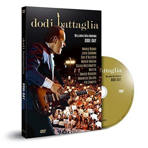 Dodi Battaglia - Dodi Day Bellaria Igea Marina Live [Italia] [DVD]