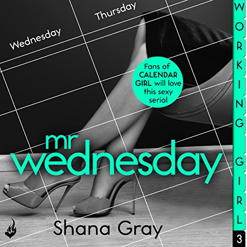 Working Girl: Mr Wednesday audiobook cover art