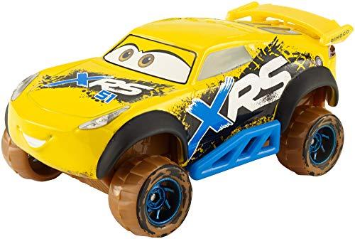 Disney Cars - Vehículo XRS Cruz Ramirez, Coches de Juguetes niños +3 años (Mattel GBJ37) , color/modelo surtido