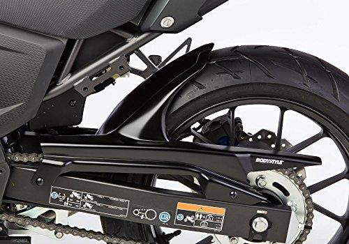 BODYSTYLE Hinterradabdeckung Sportsline Black schwarz-matt CB600 Hornet PC41