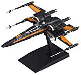 Bandai Japan Action Figures - Vehicle Model 003 Star Wars X-Wing Fighter PoE Dedicated Machine Plastic *AF27* by