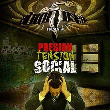 Presion Tension Social