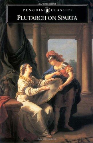 Plutarch on Sparta (Penguin Classics)