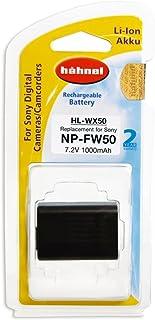Hähnel HL XW50 7,2V 950mAh Ersatzakku Typ Sony NP FW50 für NEX 3, NEX 5, Alpha 33, 55