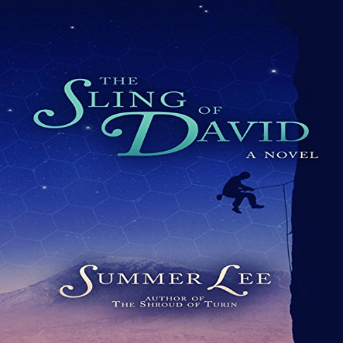 The Sling of David audiobook cover art