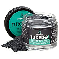 all natural charcoal activated charcoal and bentonite clay formula