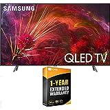 Samsung QN55Q8FNB Q8 Series 55in Q8FN QLED Smart 4K UHD TV (2018...