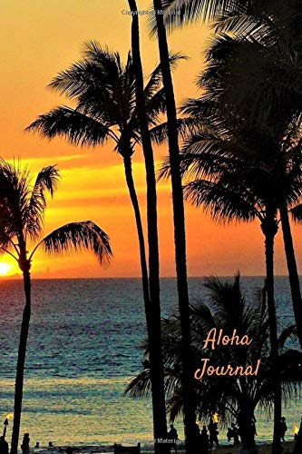 Aloha Journal: Hawaii Themed 120 Page 6
