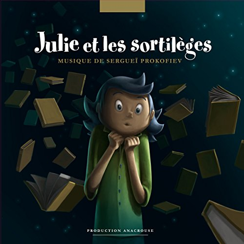 Julie et les sortilèges cover art