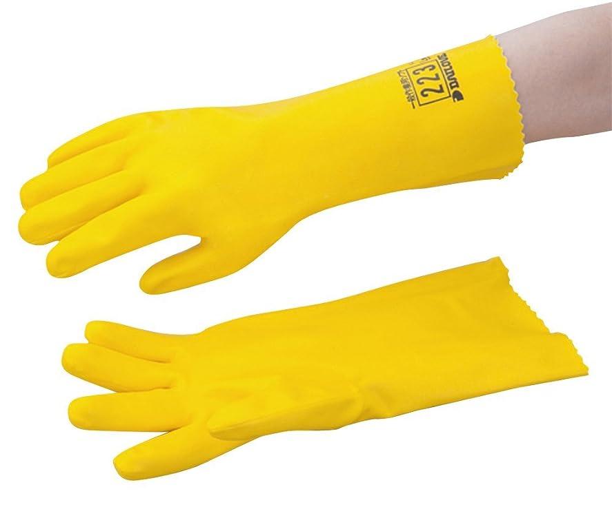 支給付属品ヒュームアズワン (AS ONE) ダイローブ手袋