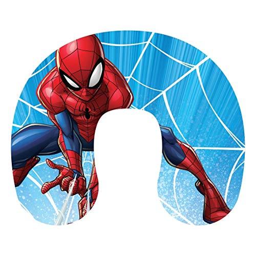 Kids Character Marvel Spindelmannen resekudde för barn