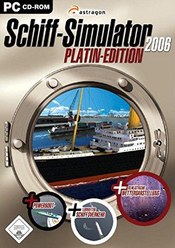 Schiff-Simulator 2006 - Platin-Edition Update-Version [Importación alemana]