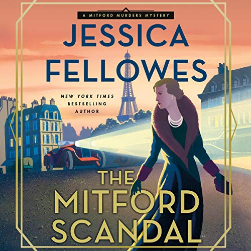 The Mitford Scandal Audiobook By Jessica Fellowes cover art