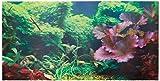 SPORN Aquarium Background, Static Cling, Tropical 36' x 18'