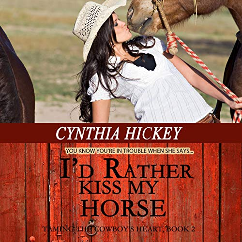 I'd Rather Kiss My Horse Titelbild