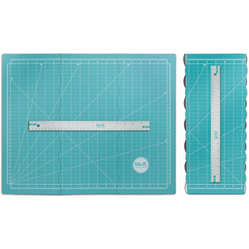 WE R Memory Keepers magnetisch Material Tri-Fold