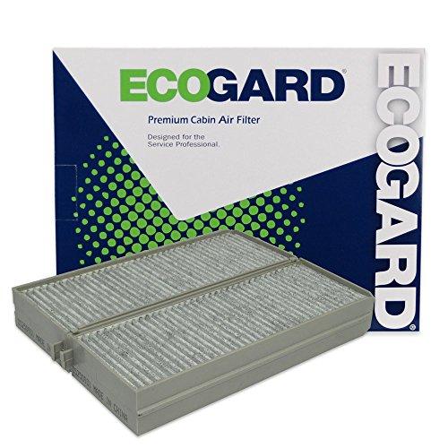 ECOGARD XC35675C Premium Cabin Air Filter with Activated Carbon Odor Eliminator Fits Hyundai Santa Fe 2004-2006, Sonata 2003-2005, XG350 2004-2005