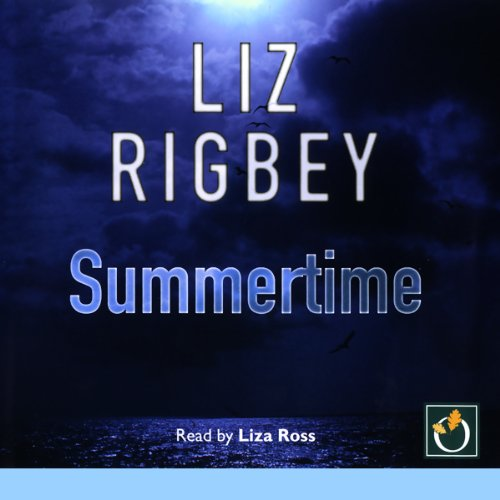 Summertime audiobook cover art