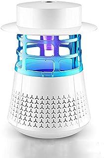 Jieer Lámpara Antimosquitos, Silenciador Antimosquitos, Fotocatalizador Física del Hogar Enchufe Inhalación Mujer Embarazada Bebé Disponible