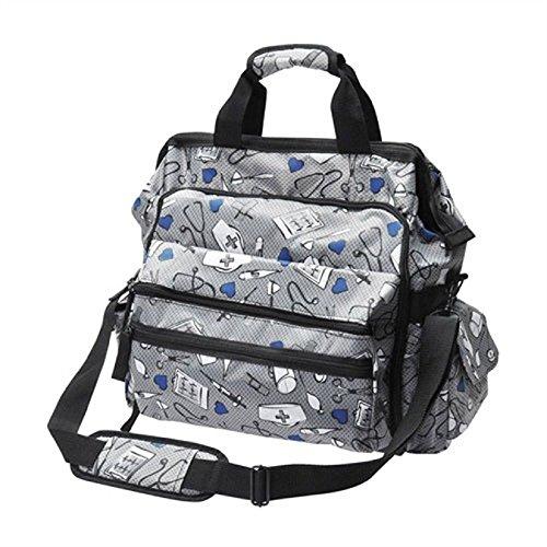 Nurse Mates Ultimate Nursing Bag Medical Pattern