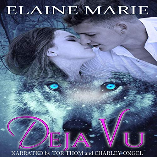 Deja Vu audiobook cover art