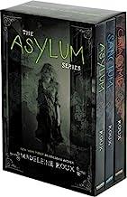 Asylum 3-Book Box Set: Asylum, Sanctum, Catacomb