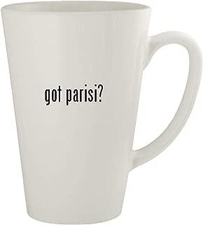 got parisi? - Ceramic 17oz Latte Coffee Mug